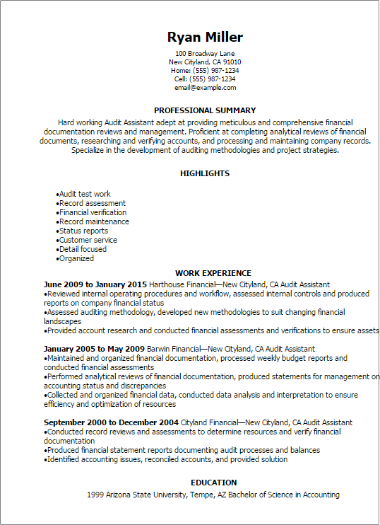 Resume and Cover Letter Examples and Templates  The Balance