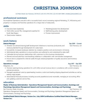 impactful professional warehouse production resume